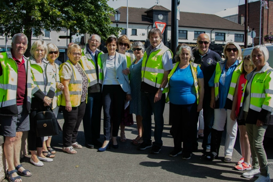 Finglas Tidy Town Team