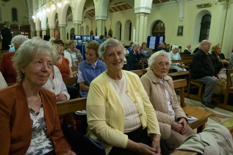St Canices Church took part in Culture Night this year for the first time